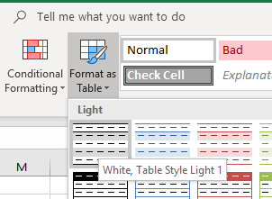 Making Excel Charts, Formulas, and Tables with Python
